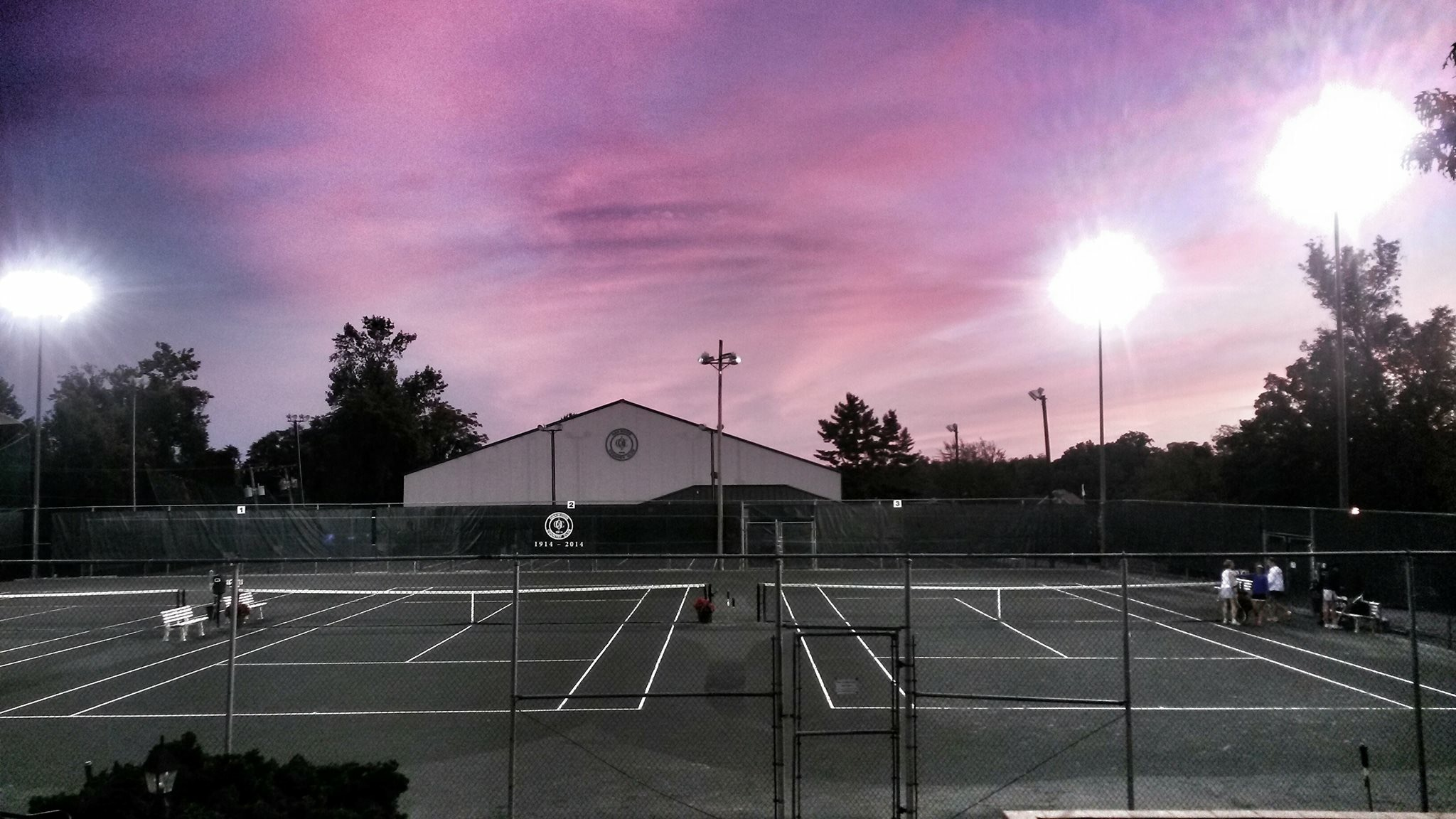 Tennis Oakwood Country Club